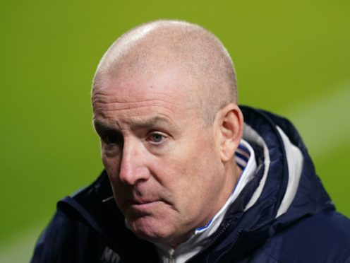 Mark Warburton admitted he was lost for words after QPR's defeat (John Walton/PA)