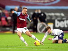 Jarrod Bowen has scored five goals for West Ham since he joined from Hull in February (Julian Finney/PA)
