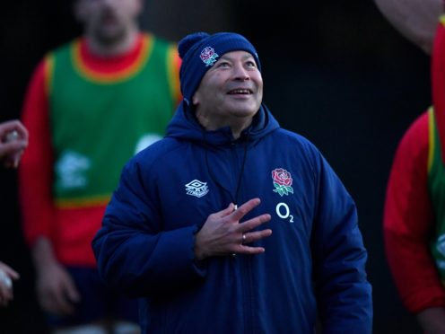 Eddie Jones anticipates a compelling Pool D at the 2023 World Cup (Ben Stansall/PA)