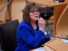 The Glasgow facility is one of three set to open in the coming weeks, Jeane Freeman said (Jeff J Mitchell/PA)