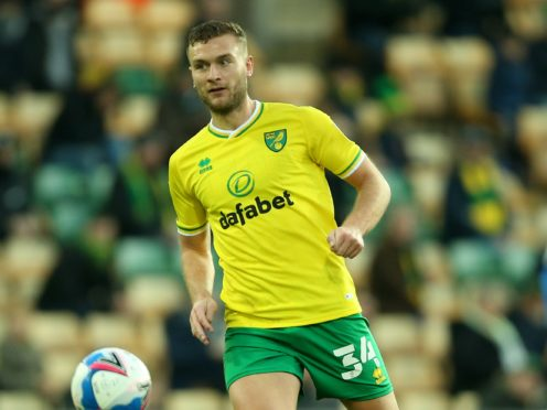 Ben Gibson sustained a calf problem in Norwich's win over Sheffield Wednesday (Nigel French/PA)