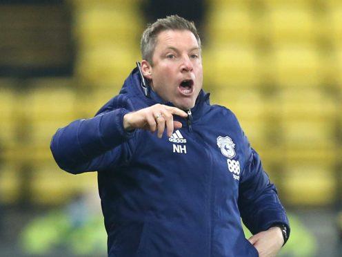 Neil Harris' side won at Stoke (Steven Paston/PA)
