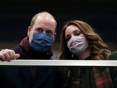 The Duke and Duchess of Cambridge(Chris Jackson/PA)