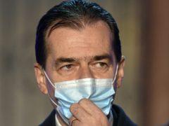 Ludovic Orban has resigned as Romania's Prime Minister (AP/Andreea Alexandru, File)