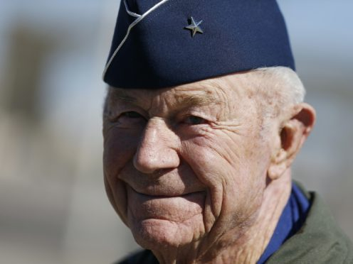 Charles 'Chuck' Yeager (AP)
