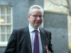 Cabinet Office Minister Michael Gove (Kirsty O'Connor/PA)