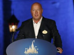 Disney chief executive Bob Chapek (Kin Cheung, File)