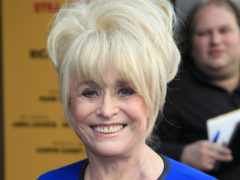 File photo dated 28/05/15 of Barbara Windsor (Jonathan Brady/PA)
