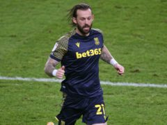 Steven Fletcher had chances to win it for Stoke (Nigel French/PA)