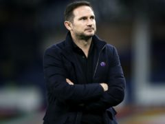 Chelsea manager Frank Lampard says his side face the 'toughest draw' they could have had after being paired with Atletico Madrid (Clive Brunskill/PA Images).