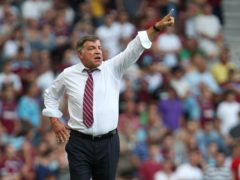 Sam Allardyce will hope to lead West Brom up the Premier League table (Matthew Impey/PA)
