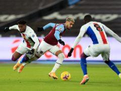 Said Benrahma joined West Ham on deadline day (Stephen Pond/PA)