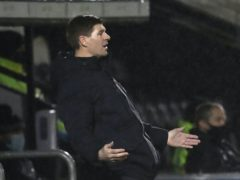 Rangers manager Steven Gerrard was frustrated by his team's defeat to St Mirren (Andrew Milligan/PA)