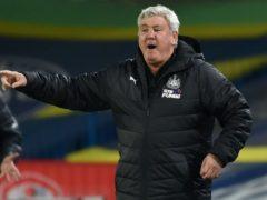 Newcastle boss Steve Bruce has urged his players to hit back at critics (Rui Vieira/PA)
