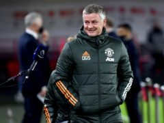 Ole Gunnar Solskjaer's Manchester United are riding high after a strong run of results (Rui Vieira/PA)