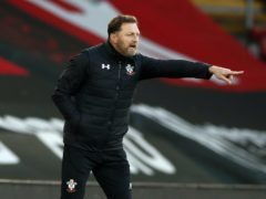 Southampton manager Ralph Hasenhuttl has helped reset the club's mindset following several seasons battling against relegation (Paul Childs/PA)