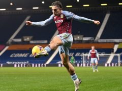 Aston Villa's Jack Grealish has excelled this season. (Laurence Griffiths/PA)