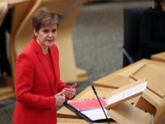 The First Minister said she hoped to be able to return to the levels approach quickly (Russell Cheyne/PA)