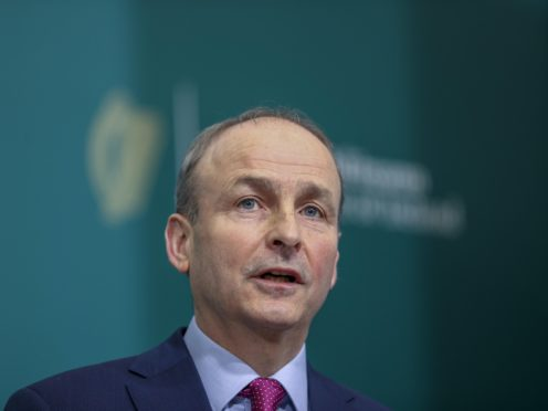 Taoiseach Micheal Martin described the accord as 'very welcome' (Julien Behal Photography/PA)
