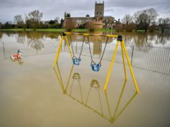 Floods have struck in the UK (Ben Birchall/PA)