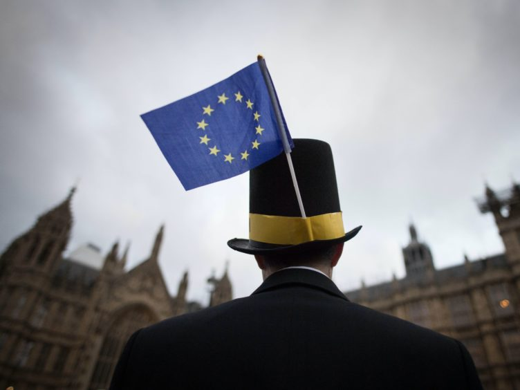 The deal will come into effect on January 1 2021 (Stefan Rousseau/PA)