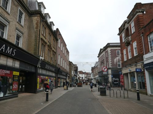New figures show 3,400 jobs were lost across retail each week (Andrew Matthews/PA)