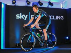 Bradley Wiggins joined Team Sky on this day 11 years ago (PA)