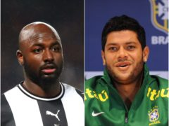 Hulk and Jetro Willems have been linked with the Premier League (Nigel French/Martin Rickett/PA)