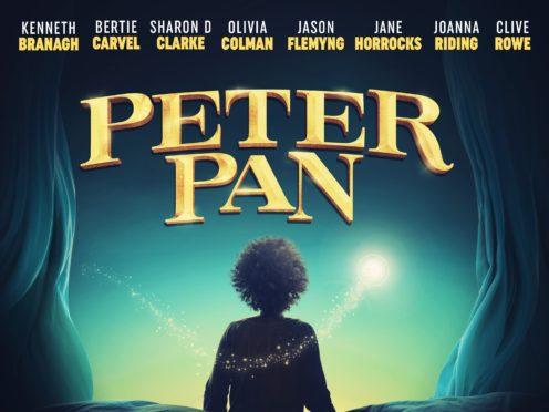 Peter Pan (GOSH Charity/PA)