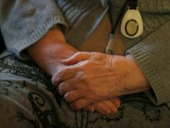 A new action plan has been published in response to the impact Covid-19 has had on dementia sufferers (Jonathan Brady/PA)