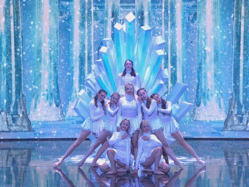 Mersey Girls (Fremantle/Syco/ITV/PA)