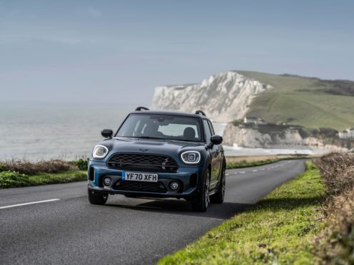 The new Countryman Boardwalk Edition is limited to just 325 units