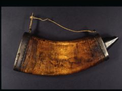 The powder horn is one of the objects to go on display (OnFife/PA)