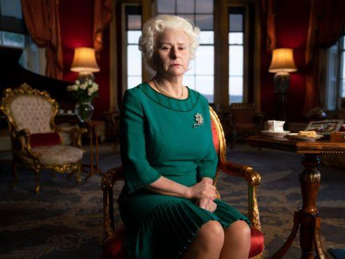Tracey Ullman plays the Queen (Keith Bernstein/Netflix/PA)
