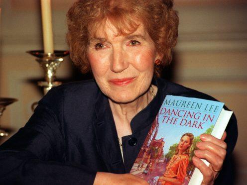Author Maureen Lee (PA)