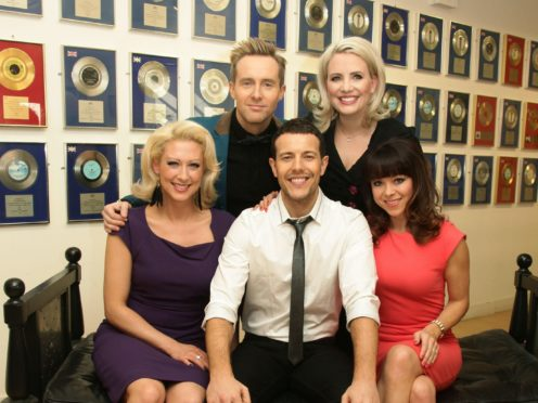 Pop band Steps are supporting the Prince's Trust new fundraising initiative Future Steps (Yui Mok/PA)