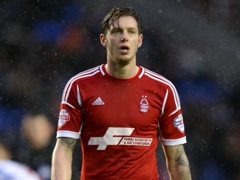 Former Nottingham Forest defender Greg Halford is available for Southend against Cambridge (Andrew Matthews/PA)