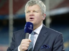 Adrian Chiles (Nick Potts/PA)