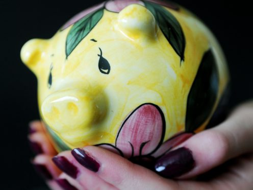 Average savings rates have started 2021 by falling to new record lows, according to Moneyfacts.co.uk (Nick Ansell/PA)