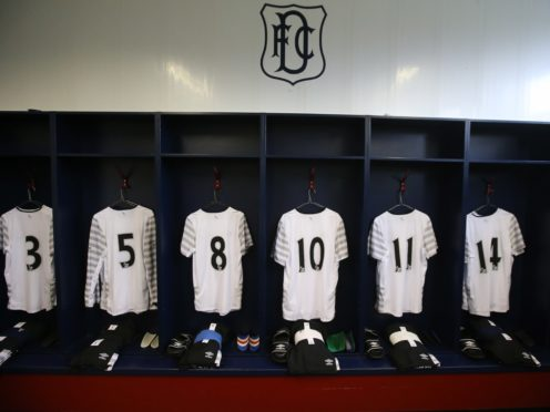 Dressing rooms will be checked for Covid security under new Premier League protocols (Andrew Milligan/PA)