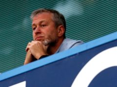 Roman Abramovich owns Chelsea (Jed Leicester/PA)