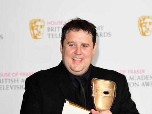 Peter Kay (Ian West/PA)