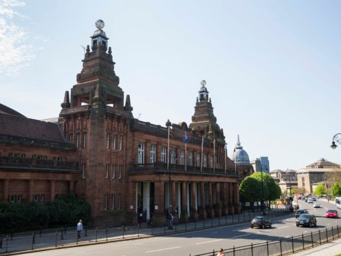 The studio would be set up in a part of Kelvin Hall that is currently vacant (Danny Lawson/PA)