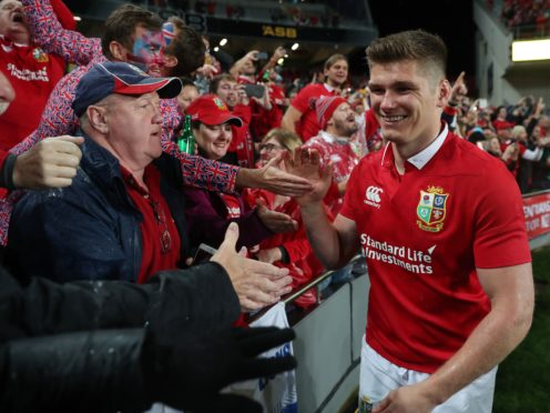 Rugby Australia has offered to host British and Irish Lions' tour of South Africa (David Davies/PA)