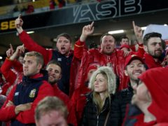 British and Irish Lions fans have started a petition for the tour of South Africa to be postponed until 2022 (David Davies/PA)
