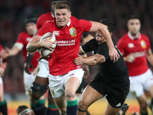 The British and Irish Lions tour could take place in Australia (David Davies/PA)