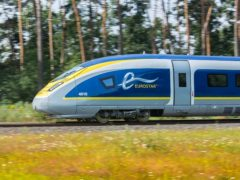 Eurostar is struggling due to the pandemic (Nathan Gallagher/Eurostar/PA)