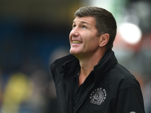 Rob Baxter knows Wasps will be out for revenge on Saturday (Simon Galloway/PA)