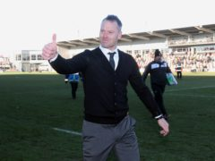 Newport manager Michael Flynn is hoping to pull off another FA Cup upset when the Seagulls head to Rodney Parade on Sunday (David Davies/PA)