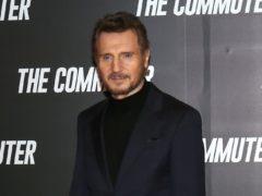 Liam Neeson (Laura Hutton/PA)